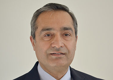 Khalid Majeed, Chief Operating Officer
