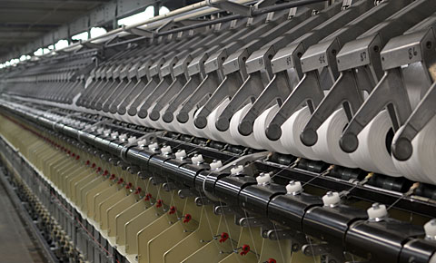 Yarn Twisting Manufacturing